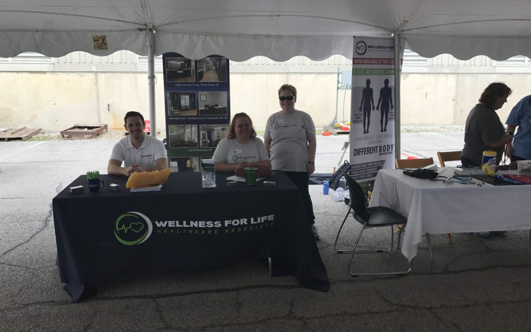 Oerlikon-Fairfield Wellness Extravaganza