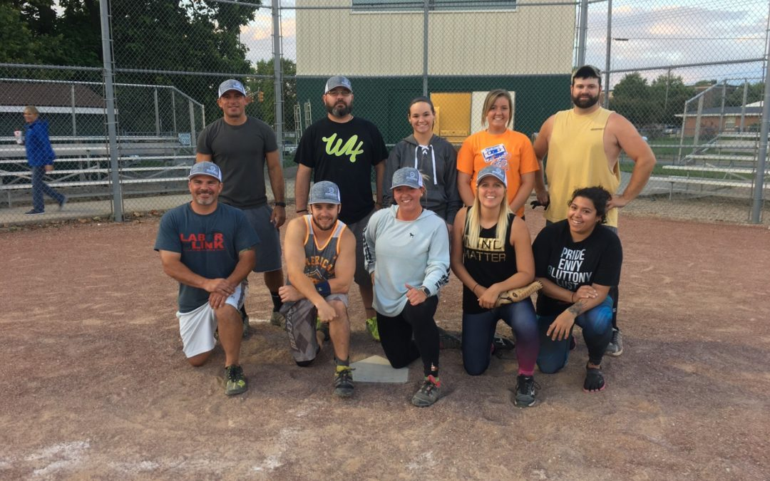 Wellness for Life Softball Team Wins City of Terre Haute Summer League